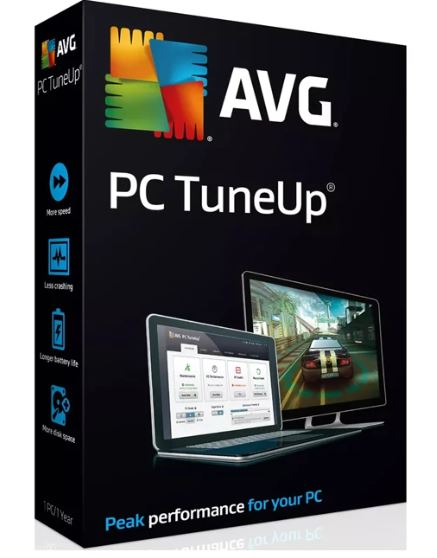 AVG PC Tuneup 2021 Crack Free Download