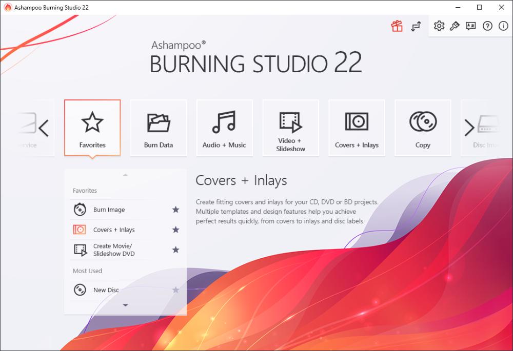 Ashampoo Burning Studio 22.0.0 Crack Serial Key