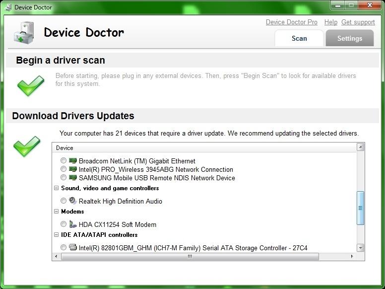 Device Doctor Pro 5.2.476 Crack Serial Key