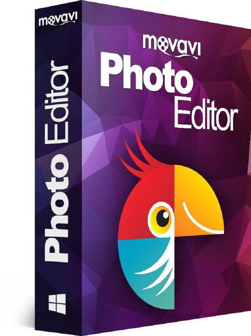 Movavi Photo Editor 6.7.0 Crack Free Download