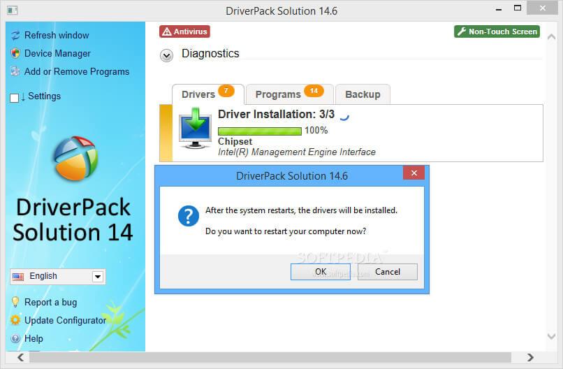 DriverPack Solution 17.11.44 Crack Serial Key