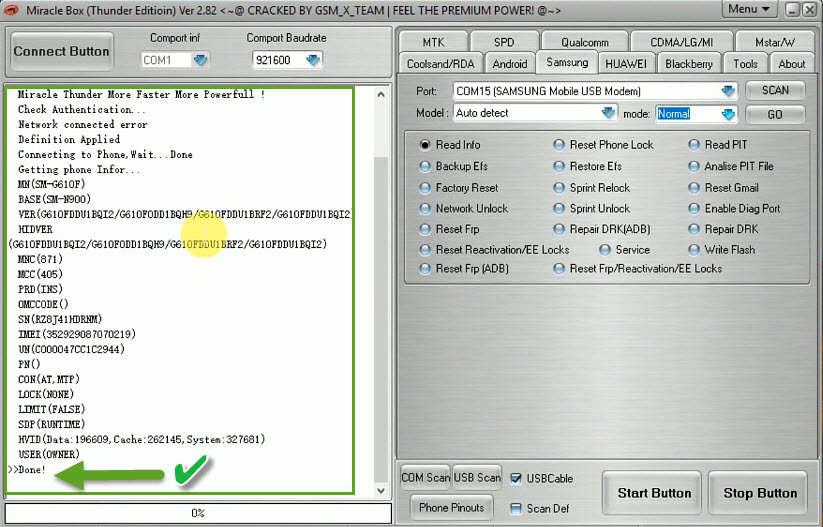 Miracle Box Crack v3.09 Serial Key