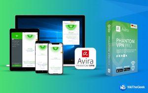 Avira Phantom VPN Pro 2.37.1.224458 Crack + Key Full