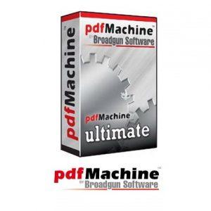 Broadgun pdfMachine Ultimate Crack 15.46 & Serial Keygen