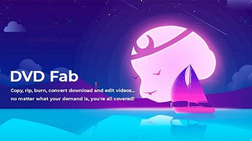 DVDFab All-In-One Crack + Lifetime KeyFull Version