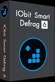 IOBit Smart Defrag 6.7.5 Pro Crack + License Key