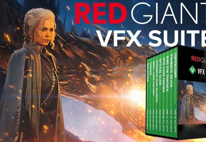 Red Giant VFX Suite 1.5 Crack + License Key Full Version
