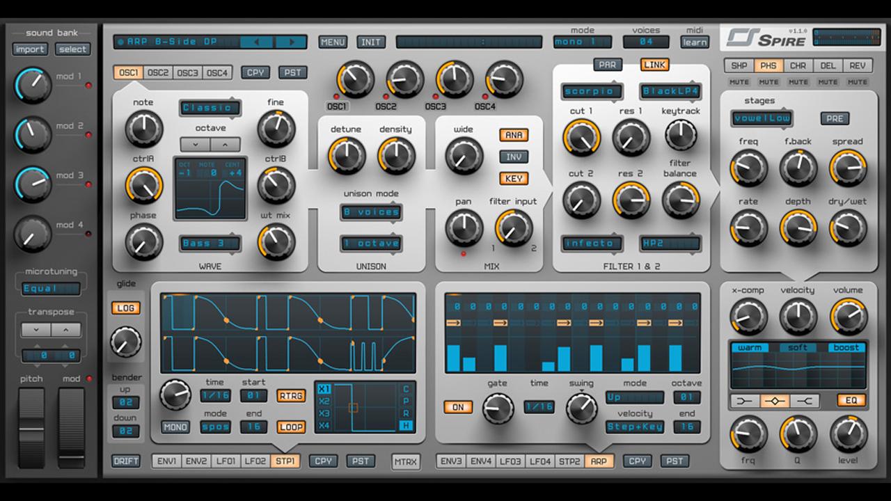 Reveal Sound Spire Crack v1.5.4.5114 (Win) 2021 Full Version