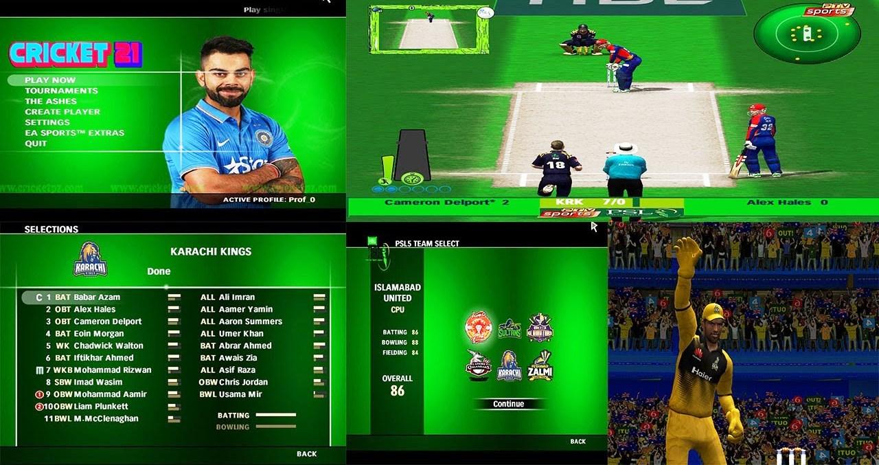 EA Sports Cricket 2022 Crack Activation Key Full Version PC Game D